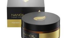 Nanoil Keratin Hair Mask - the best serum-mask for damaged hair